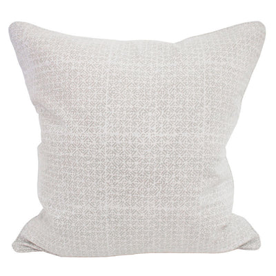 Batik Chalk Pillow