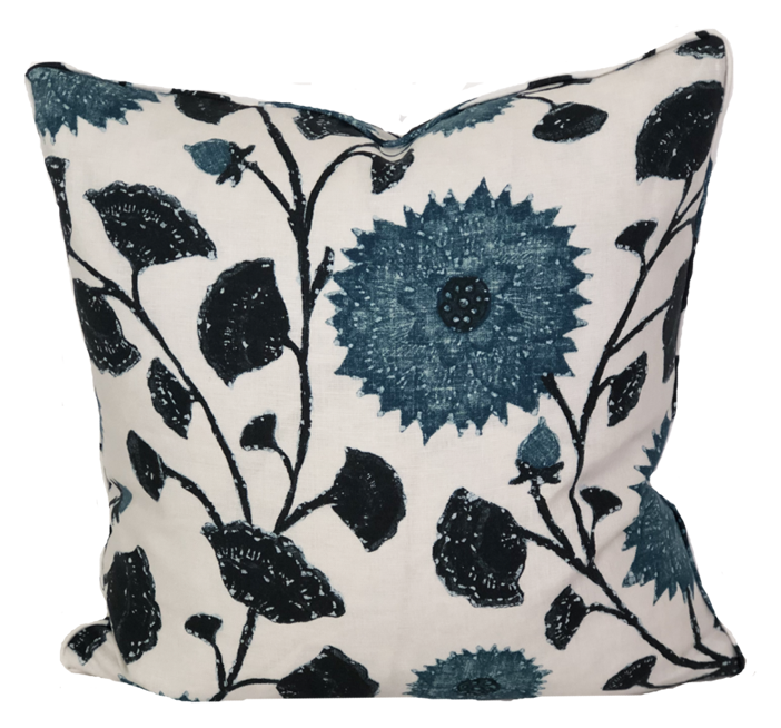Celandine Azure Pillow