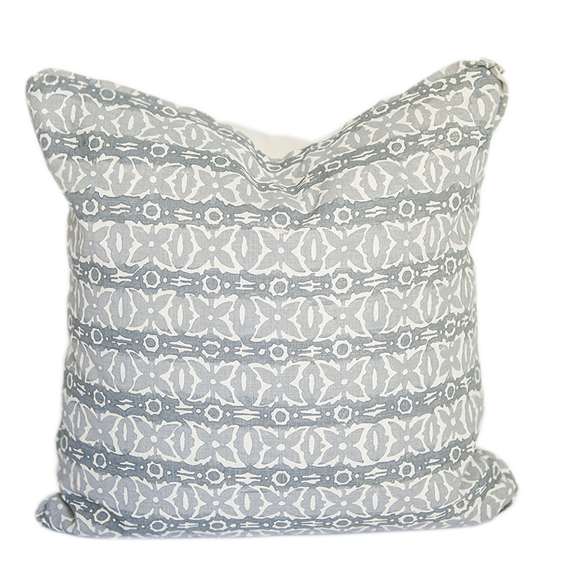 Monarch Grey Pillow
