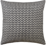 Emile Charcoal Pillow