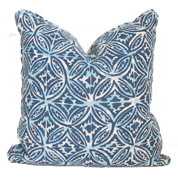 Casita B Midnight Blue Pillow