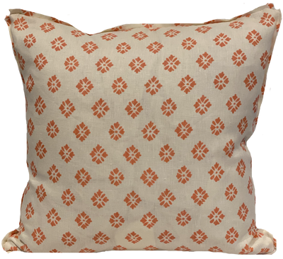 Sidone Coral Pillow