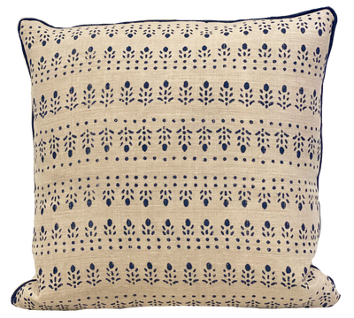 Najwa Indigo Pillow