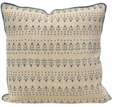 Najwa Spring Blue Pillow