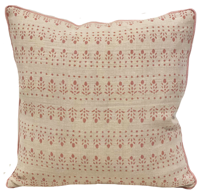 Najwa Antique Pink Pillow