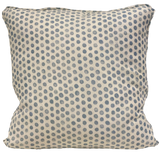 Tika Sky Blue Pillow