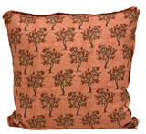 Pomegranate Dusty Rose Pillow