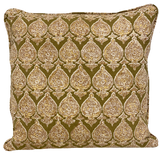 Sari Green Pillow