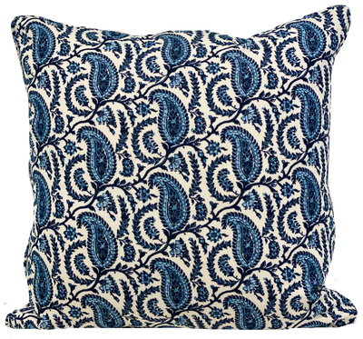 Cordoba Outdoor Clair Blue Pillow