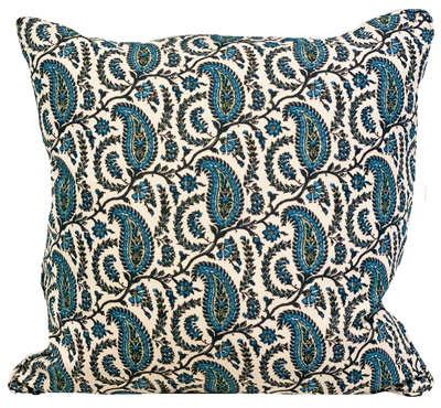 Cordoba Outdoor Juniper Green Pillow
