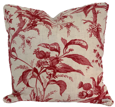 Pomona Red Pillow