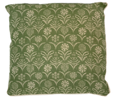 Paradeiza Green Pillow