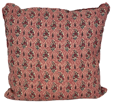 Fariba Red Pillow