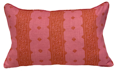 Fez Pink/Orange Pillow