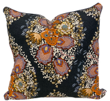 Heather Dark Teal Pillow