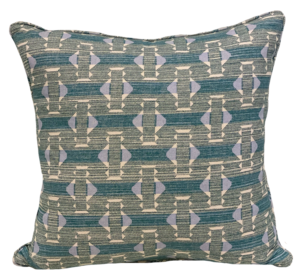 Sicily Green Pillow Cover