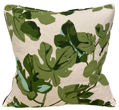 Fig Leaf Original Outdoor Pillow