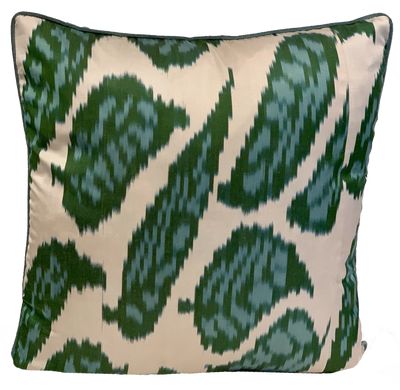 Gaye Silk Ikat Pillow
