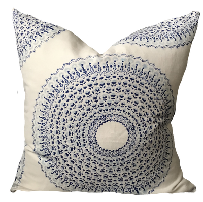 Uru Lapis Pillow Cover