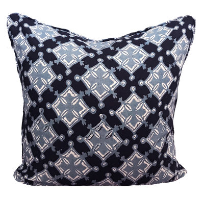 Java Indigo Pillow