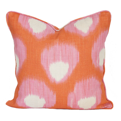 Bukhara Orange Pillow