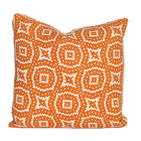 Java Cayenne Pillow