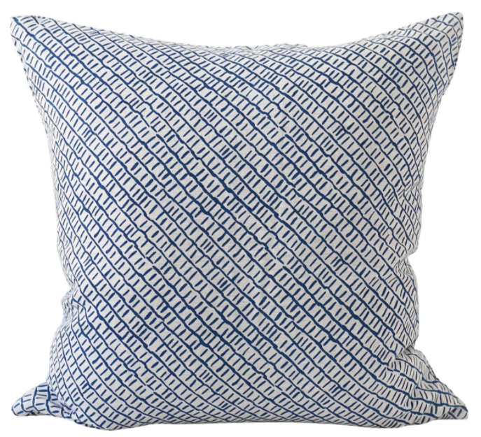 Sonora Indigo Pillow