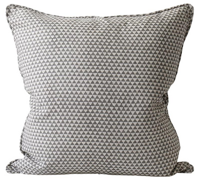 Huts Grey Pillow