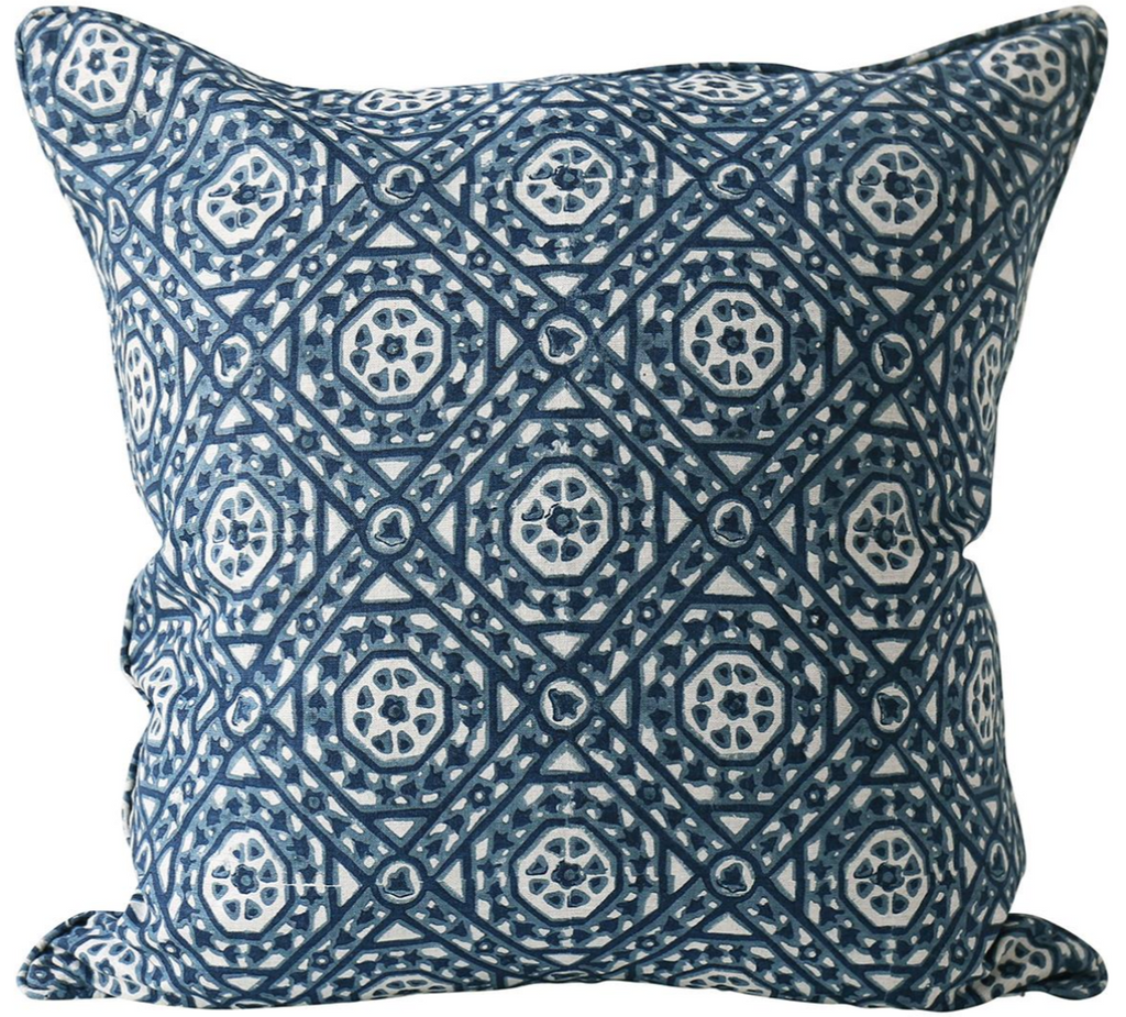 Jaisalmer Denim Pillow