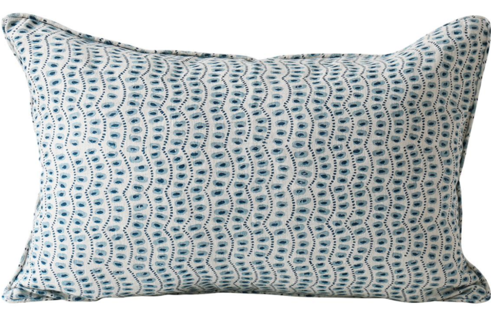 Amulet Azure Pillow