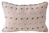 Bengal Winter Bloom Lumbar Pillow