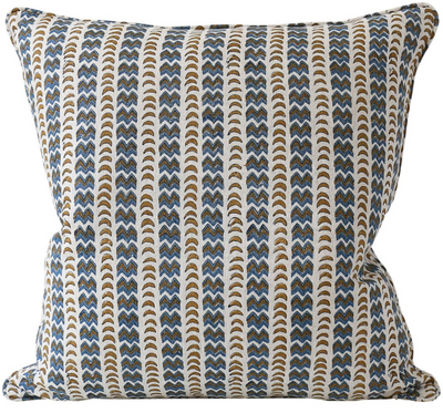 Rambagh Tobacco Pillow