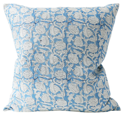 Marbella Azure Pillow