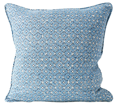 Alcazar Azure Pillow
