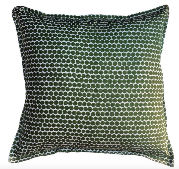 Hable Checkers Pillow