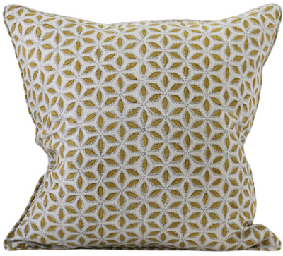 Hanami Saffron Pillow