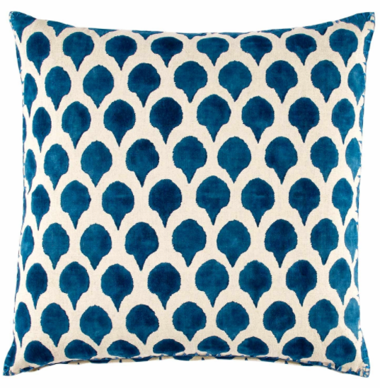 Nadole Peacock Pillow