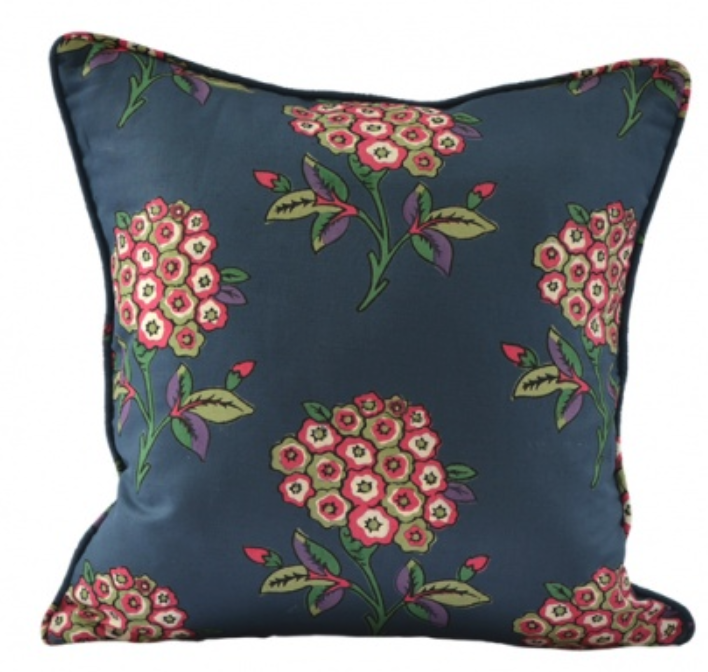 Inez Blue Pillow