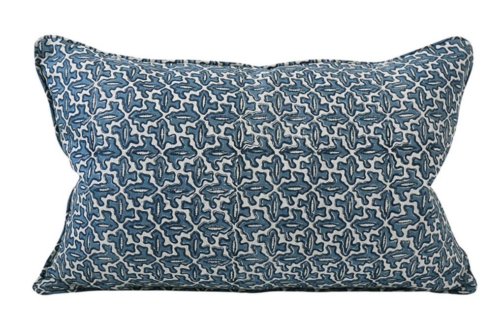 Arles Denim Pillow