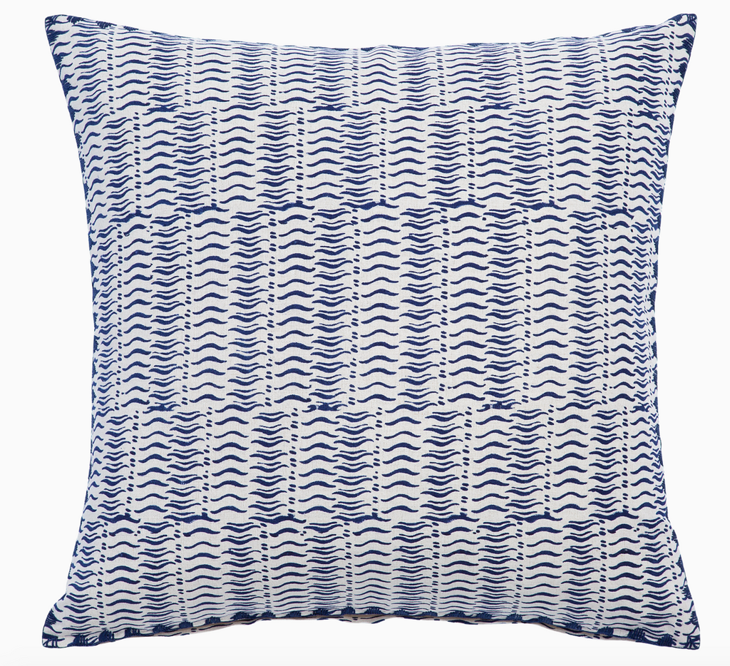 Videsi Indigo  Pillow