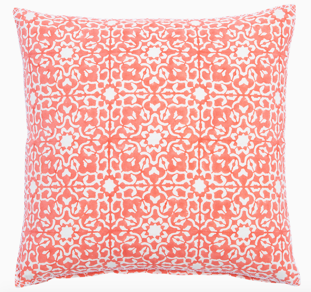 Lavanna Coral  Pillow