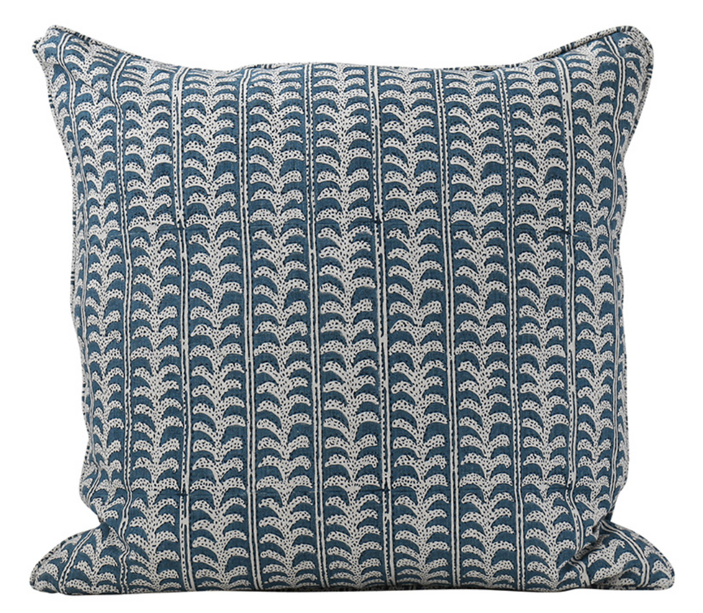 Luxor Denim Pillow