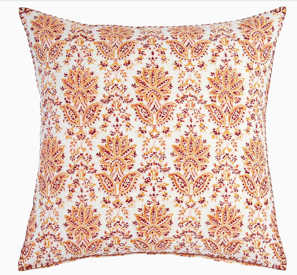 Ninna Saffron Pillow