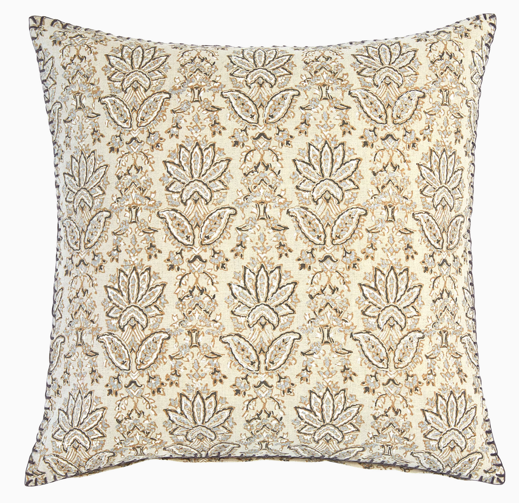 Ninna Metallic Pillow
