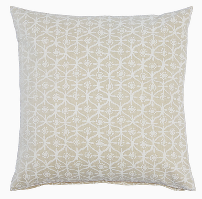 Amma White Pillow