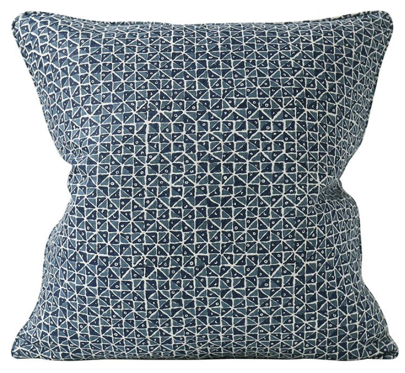 Notto Denim Pillow