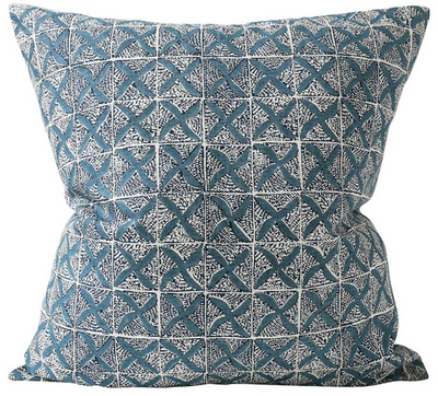 Sedona Denim Pillow