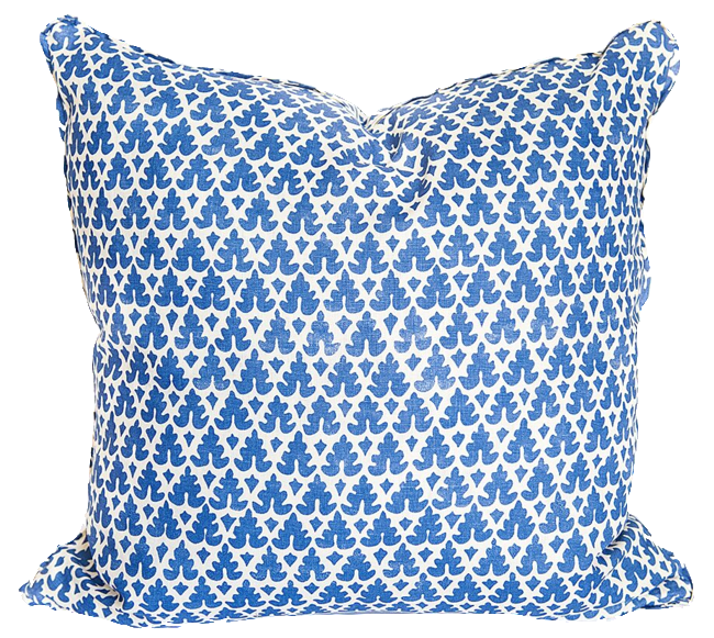Volpi Navy Pillow