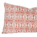 Bandra Haveli Red Pillow