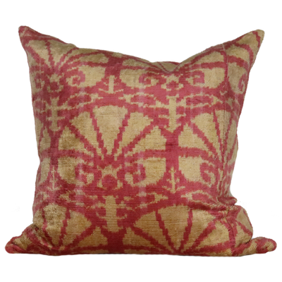 Corum Ikat Pillow